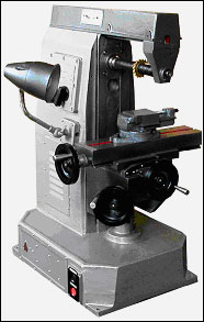 Настольный горизонтально-фрезерный станок НГФ-110-Ш4