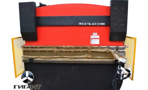 Гидравлическая листогибочная машина (пресс) ORK WC67K-63