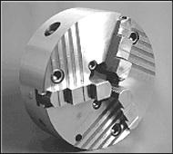 Патрон токарный клинореечный трехкулачковый ручной самоцентрирующий ПР-250.65.Д6